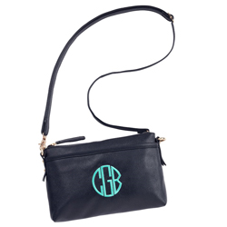 Personalized Bree Crossbody Purse