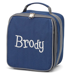 Personalized Brody Lunch Bag