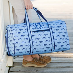 Personalized Finn Duffel Bag