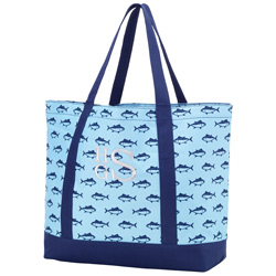 Personalized Finn Tote Bag