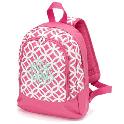 Personalized Sadie Preschool Backpack