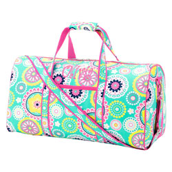 Personalized Piper Duffel Bag