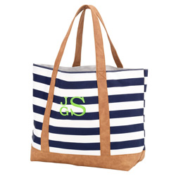 Personalized Sawyer Tote Bag