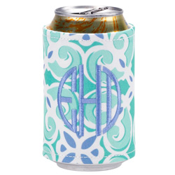 Personalized Sea Tile Coozie