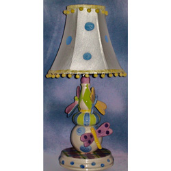 Friendly Dragonfly Table Lamp