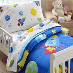 Out Of This World Toddler Bedding