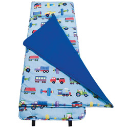 Trains, Planes, and Trucks Nap Mat