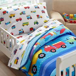 Train And Cars Themed Bedding Baby Bedding Ababy Com