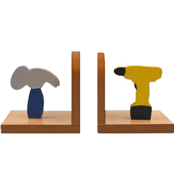 Tools Bookends