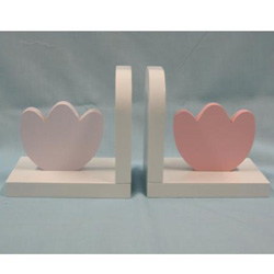 Tulip Bookends