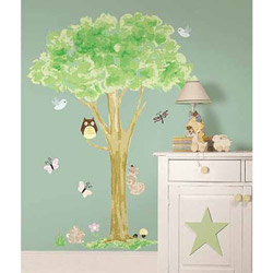 Treehouse Wall Decal