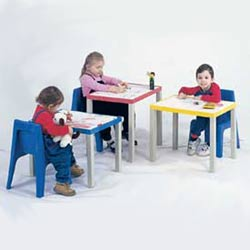 Children Drawing Tables