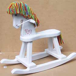 Childhood Cheer Rocking Horse
