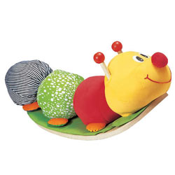 Rocking Caterpillar Rocker