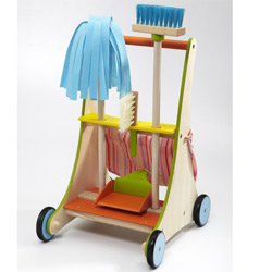 Wonder Cleaning Cart
