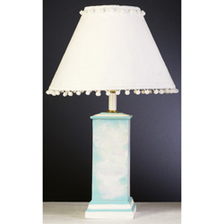 Cloud Square Column Lamp