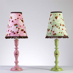 With a Cherry on Top Lamp