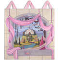 Fairytale Dreams Artwork, Princess Themed Nursery | Girls Princess Bedding | ABaby.com