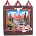 Home On The Range Artwork, Kids Nursery Canvas Wall Art - Ababy.Com
