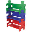Puzzle Book Shelf, Baby Bookshelf | Kids Book Shelves | ABaby.com