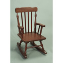 Child's Colonial Rocking Chair, Kids Chairs | Personalized Kids Chairs | Comfy | ABaby.com