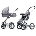 4Rider Single Spoke Stroller, Baby Carriages | Baby Pram | ABaby.com