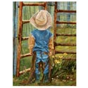 Got Some Growing To Do Wall Art, Wild West Nursery Decor | Wild West Wall Decals | ABaby.com