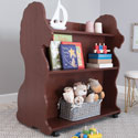 Mobile Lion Bookcase, Baby Bookshelf | Kids Book Shelves | ABaby.com