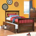 Sir Matthew Mate's Bed, Childrens Twin Beds | Full Beds | ABaby.com
