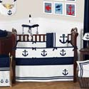 Anchors Away Crib Bedding Collection, Baby Crib Bedding Sets | Bedding Sets for Boys & Girls | aBaby.com