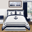 Anchors Away Twin/Full Bedding Collection, Girls & Boys Twin Bedding Sets | Bed Sheets | Comforters| aBaby.com