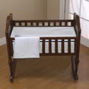 Forever Mine Cradle Bedding, Baby Cradle Bedding | Cradle Accessories | For Boys & Girls