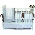 Manhattan Crib Bedding Set, Boy Crib Bedding | Baby Crib Bedding For Boys | ABaby.com