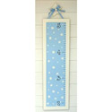 Blue Star Growth Chart, Kids Growth Chart | Growth Charts For Girls | ABaby.com