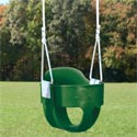 Bucket Toddler Swing, Kids Swing Set Accessories |Outdoor Swing Sets | ABaby.com