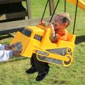 CAT Dozer Toddler Swing