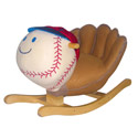 Homer Baseball Glove Rocker, Sports Themed Toys | Kids Toys | ABaby.com
