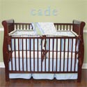 Cade Crib Bedding, Boy Crib Bedding | Baby Crib Bedding For Boys | ABaby.com