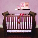 Cassie Crib Bedding, Baby Girl Crib Bedding | Girl Crib Bedding Sets | ABaby.com