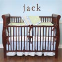 Jack Crib Bedding, Boy Crib Bedding | Baby Crib Bedding For Boys | ABaby.com