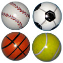 Sports Balls Knob, Sports Nursery Decor | Sports Wall Decals | ABaby.com