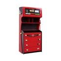 Champion Racer Petrol Four Drawer Dresser