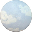 Cloud Knob (Pack of 6), Airplane Themed Nursery | Airplane Bedding | ABaby.com