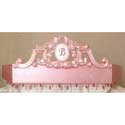 Fairy Princess Bed Crown, Personalized Nursery Decor | Baby Room Decor | ABaby.com