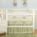 Baby Toile Crib Bedding Set, Baby Girl Crib Bedding | Girl Crib Bedding Sets | ABaby.com