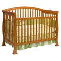 Thompson Convertible Crib, Antique Baby Crib | Cradle | Designer Convertible Cribs | ABaby.com