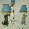 Dog Chandelier, Nursery Lighting | Kids Floor Lamps | ABaby.com