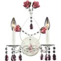 Rosavita 2-Light Sconce