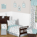Earth and Sky Toddler Bedding Collection, Toddler Bedding for Girls & Boys | Kids Bedding Sets | aBaby.com