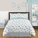 Earth and Sky Twin/Full Bedding Collection, Girls & Boys Twin Bedding Sets | Bed Sheets | Comforters| aBaby.com